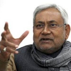 Where is Rs 15 lakh for each Indian: Nitish asks Modi