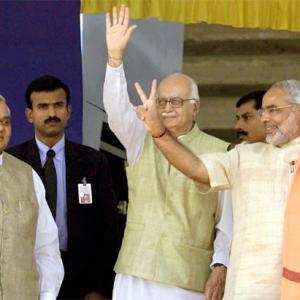 When Modi staged a 'coup' against Vajpayee