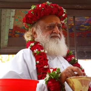 I consider the girl as my daughter: Asaram on rape charges