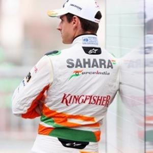Belgian GP: Force India lose fifth place to McLaren