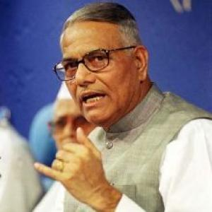 BOO Yashwant Sinha for insensitive comment about gays