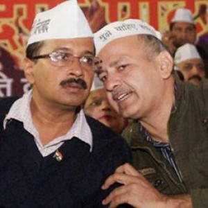 Arvind Kejriwal picks his team of 'aam aadmi' ministers