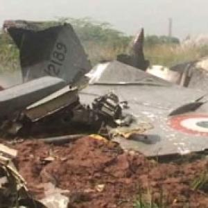MP: Pilot killed in two-seater plane crash, wreckage found