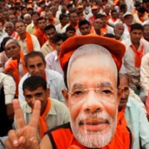 'Satyamev Jayete', Modi tweets after relief in Gujarat riots case