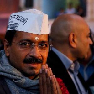 Now, chai pe charcha with Kejriwal at Rs 20,000