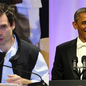 Rahul and Obama: A tale of two leaders