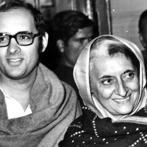 Is Narendra Modi another Sanjay Gandhi?