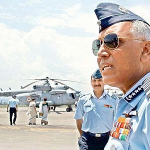 Ex-IAF chief denies wrongdoing, says chopper deal was collective decision