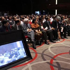 PICS: 11th Pravasi Bharatiya Divas begins in Kochi