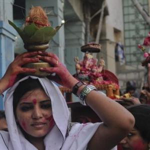 'By 2030, the world will be Hindu'