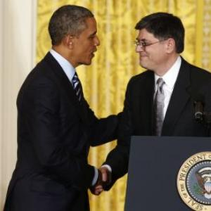 Obama nominates Jack Lew as new US treasury secy