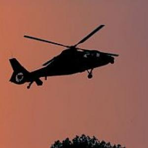 2 Chinese helicopters violate Indian airspace
