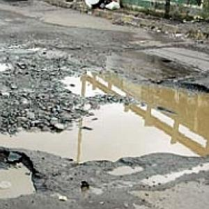 Potholes have killed more people than terrorists: SC