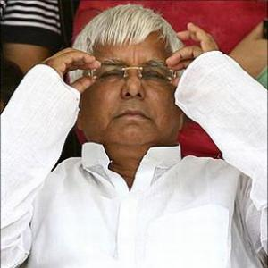 Lalu Yadav may be down, but don't rule him out!