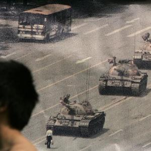 FLASHBACK: When tanks rolled down Tiananmen Square