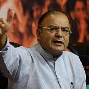 Rise above partisan politics: Jaitley's plea to Opposition on GST Bill
