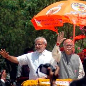 Advani's pre-emptive strike to stop Modi as PM candidate
