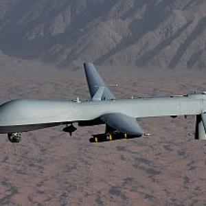 Drones used in US for surveillance: FBI chief