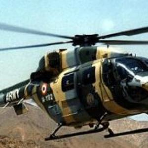 CAG criticises army for 'unauthorised' utilisation of choppers