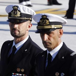 Marines issue: India's ties with Italy being reviewed, MEA