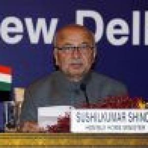 Blundering Shinde reads same report twice in Lok Sabha