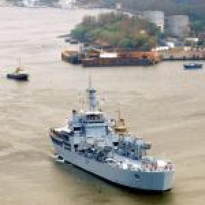 Vietnam's ship shot at by Chinese patrol vessel