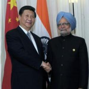 Chinese activity on Brahmaputra no cause for worry: PM
