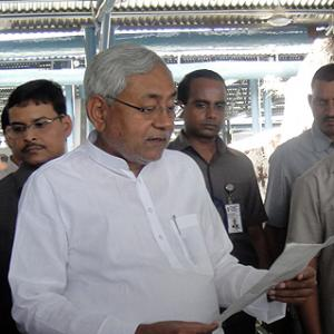 'Nitish Kumar is a one-man-show, isn't Gujarat also so?'