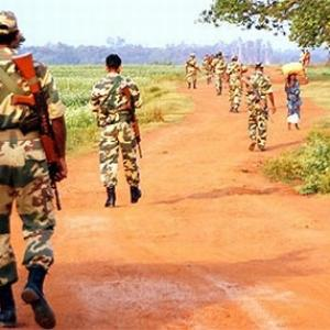 Chhattisgarh: CRPF sub-inspector killed in Naxal-triggered blast