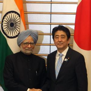 PM, Abe script next level of Indo-Japan strategy