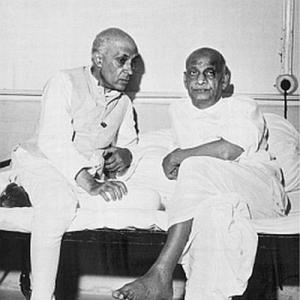 The legacy of Sardar Patel: History as a political football!
