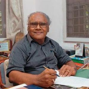 Bharat Ratna C N R Rao: 'I expect great things for science under Modi'