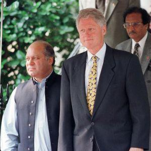 When Nawaz Sharif gave Bill Clinton a hard time over Kargil