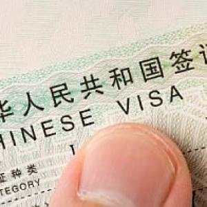 'It was silly on the part of China to issue stapled visas'