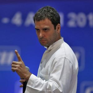 Stop making excuses, start running the country: Rahul to Modi