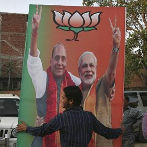 Divide and campaign: BJP's only strategy?