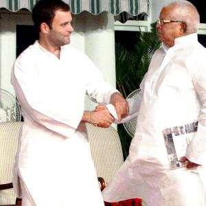 Rahul's offer to resign suicidal: Lalu Prasad
