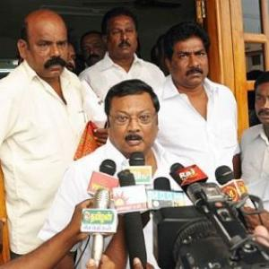 BJP welcomes tacit support of expelled DMK leader Alagiri