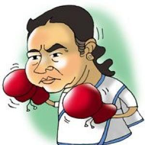 Mamata and the BJP won't be friends in a hurry