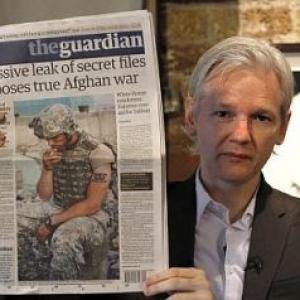 Julian Assange to leave Ecuadorian embassy 'soon'