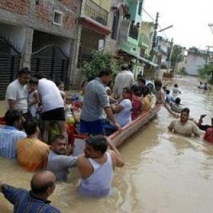 Uttar Pradesh flood toll rises to 48