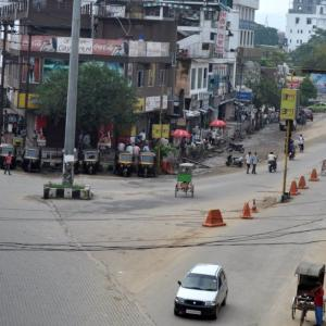 Assam resembles GHOST town as bandh cripples normal life