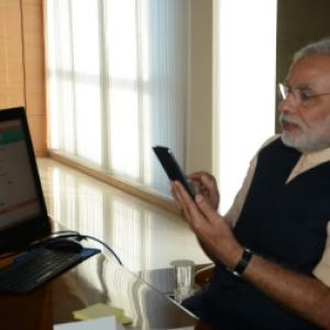 Available in January 2015: Modi govt's feats in e-book format