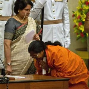 Rajeev Srinivasan: In defence of Sadhvi Jyoti
