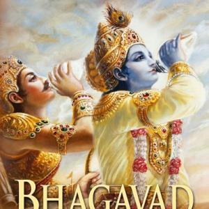 Sushma wants Gita as national book. DO YOU?