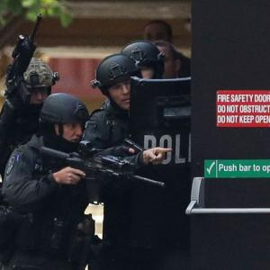 Infosys employee among Sydney siege hostages