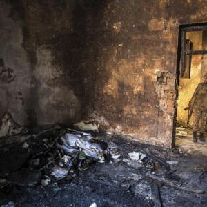 PHOTOS: In these classrooms 132 children were killed