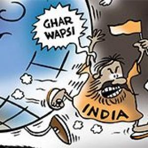 Uttam's Take: Ghar Wapsi and democracy
