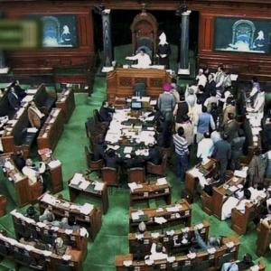 Lok Sabha disruption cost India Rs 144 crore