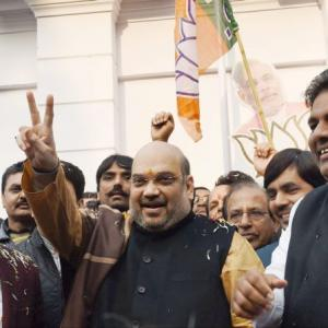Open to alliance with PDP, National Conference: Amit Shah